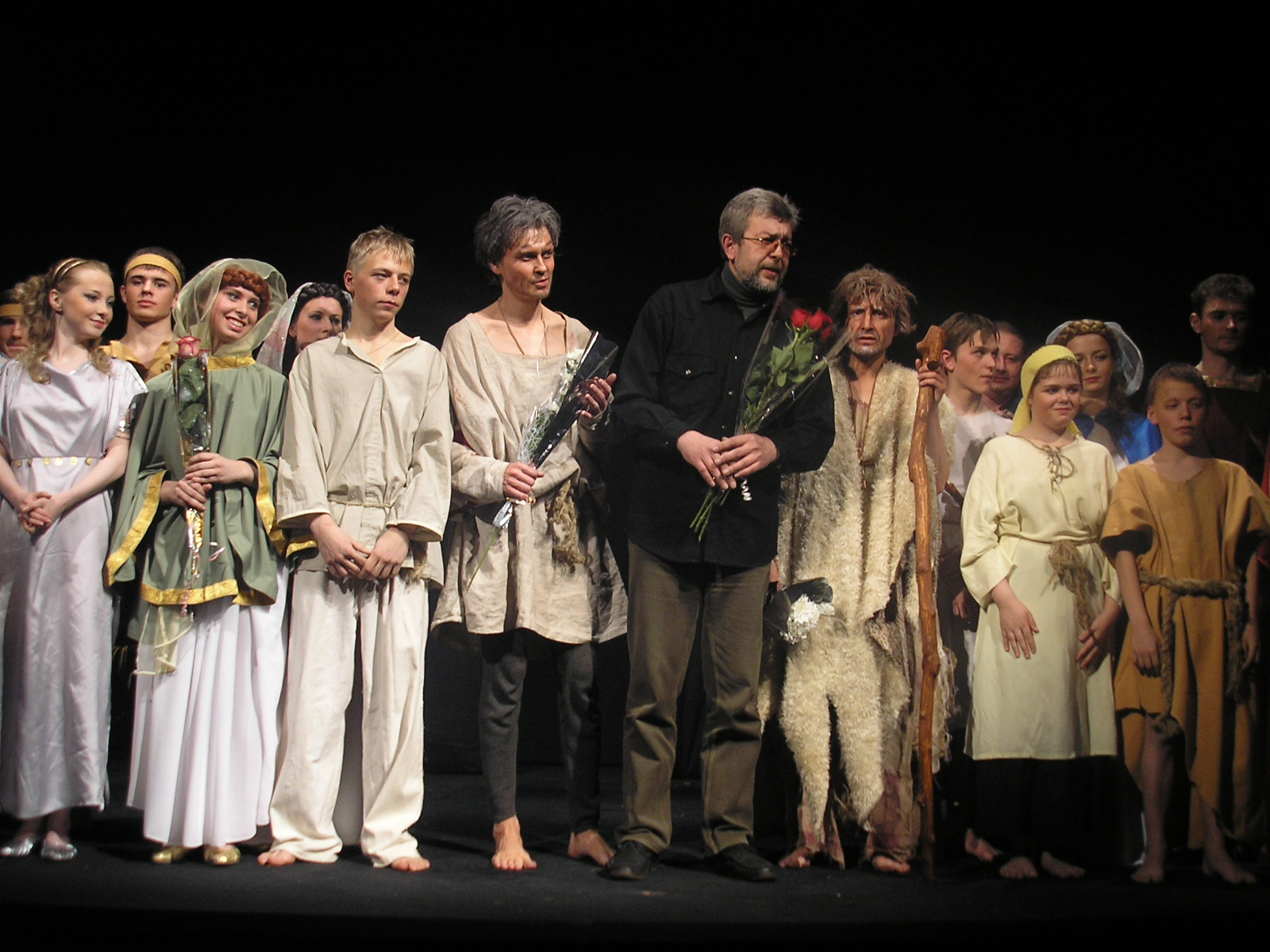 Спектакль «Скоморох Памфалон»