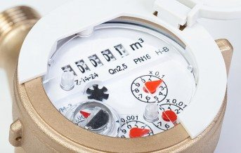 Indicator of water meter