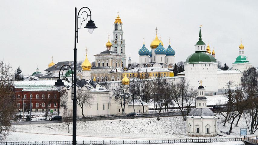 Китайский турист: зимний отдых в России очень выгоден Сергиев Посад -  Туризм.