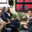 Воробьев и Собянин едут в СНТ«Северянин»