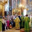 Патриарх Кирилл на Троицу возглавил торжества в Троице-Сергиевой лавре
