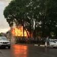 В Сергиевом Посаде упорно пытаются сжечь старинный дом