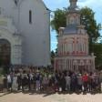 День Святой Троицы празднуют в Сергиевом Посаде