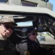 Виктор Девяткин из Сергиева Посада на ЗИС-151 участвует в бронепробеге «Дорога Мужества»