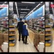 """Очередной мощный прорыв в ТЦ """"Капитолий"""""""