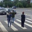 Жители Лакокраски перекрыли Московское шоссе
