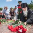Возложение цветов в День памяти и скорби