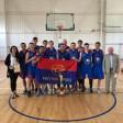 Баскетболисты разыграли Кубой НИИПХ