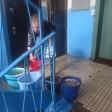 Бесплатный душ в подъездах от управляющей компании НКС