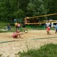 Турнир по пляжному волейболу прошел на Ферме