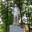 Памятник Ленину на Ферме пострадал от вандалов
