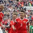 Победное начало сборной России по футболу