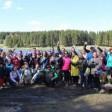 Подмосковная команда проекта «Дорога в Лавру» примет участие во Всероссийском экологическом субботнике