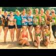 Волейболистки шести городов постучали по мячу на Лесном