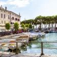 Дезенцано - городок на озере Гарда