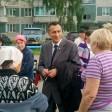 Жители Селково собрались к Токареву и им сразу дали горячую воду