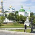 Единый пешеходный маршрут создали в Сергиевом Посаде