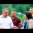 Обсудили с жителями, как благоустроить Нижнёвку