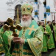 Патриарх Кирилл посетит Сергиев Посад в престольный праздник