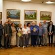 Выставка сергиево-посадских художников открылась в Москве
