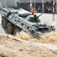Начался конкурс военных в Шарапово