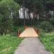 Наконец-то починили мост через Кончуру