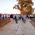 Протесты 8 августа в дер. Мехово против строящейся свалки