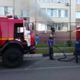 Сейчас горит квартира на Вознесенской
