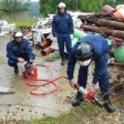Загорская ГАЭС ликвидировала условную аварию