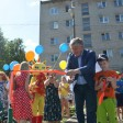 Играть по-новому: две современные детские площадки официально открыты