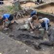 Посадские археологи, возможно, нашли редкий домик мёртвых