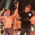 Сергиевопосадец одержал победу на профессиональном ринге