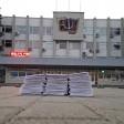 В Сергиевом Посаде жители выложили из писем Путину надпись против мусорного полигона