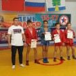Юные самбисты открыли спортивный сезон в Дубне