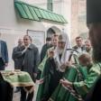 Патриарх Кирилл возглавил богослужения в лавре