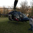 Из РБ на вертолёте госпитализировали детей