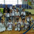 13 медалей завоевали каратисты из Сергиева Посада