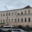 Сгоревшее здание напротив Лавры полностью перейдёт в собственность монастыря