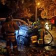 В Сергиевом Посаде депутату и журналисту сожгли автомобиль