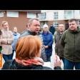 Михаил Токарев провёл встречу с жителями дома №23 на Фестивальной