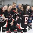На льду настоящие львицы: отборочный этап турнира Лиги женского хоккея стартовал в Пересвете