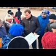Пахомов обсудил в Конкурсном проект новой дороги