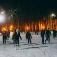 Массовое катание и хоккей на льду в Сергиево-Посадском районе 2018-19