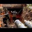 Отопление и горячая вода отключены из-за ремонта теплотрассы