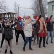 #ИскусствоЖить – фестиваль социальной рекламы прошёл на улице Сергиевская