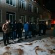 Два десятка призывников покинули Сергиев Посад