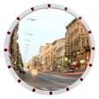 Купить обзорные дорожные зеркала в Москве