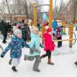 На Скобянке и Звёздочке открыли новые детские площадки