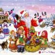 Жители региона могут передать новогодний подарок воспитанникам детских домов