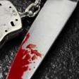 Муж убил и обезглавил жену